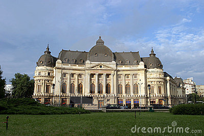 National Library of Romania
