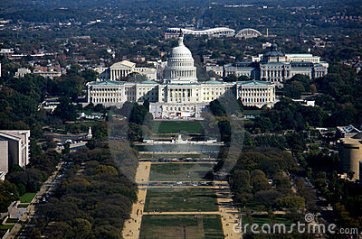 National Mall III Royalty Free Stock Photography - Image: 23505107