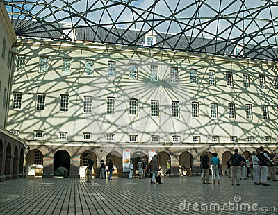 National Maritime Museum Editorial Stock Image