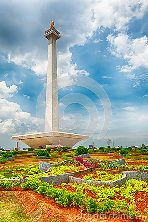 Free National Monument Monas Royalty Free Stock Images - 26214679