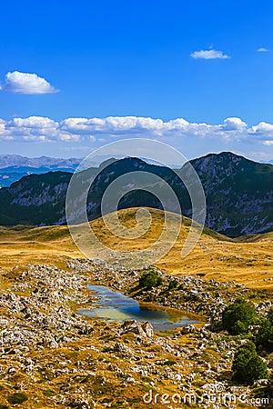 Free National Mountains Park Durmitor - Montenegro Royalty Free Stock Images - 66102829