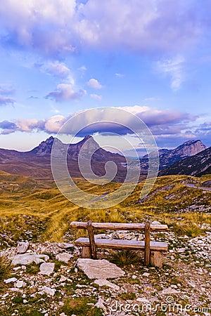 Free National Mountains Park Durmitor - Montenegro Stock Image - 66102841