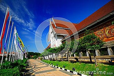 National Museum, Kuala Lumpur, Malaysia. Editorial Photo