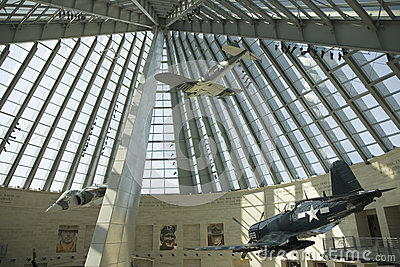 National Museum of the Marine Corps Editorial Stock Image