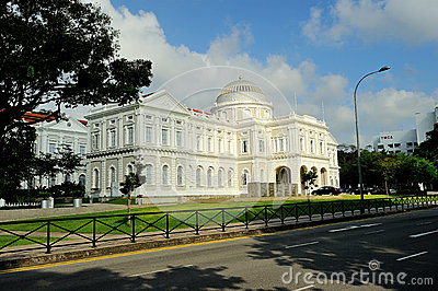 The National Museum of Singapore Editorial Photography