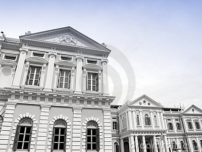 Royalty Free Stock Photography: National Museum Singapore