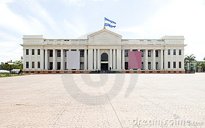 National Palace  Managua Nicaragua