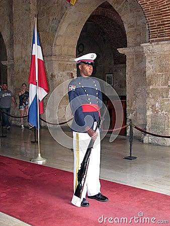 National Pantheon Honor Guard Editorial Photography