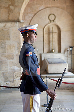 National Pantheon Honor Guard Editorial Image