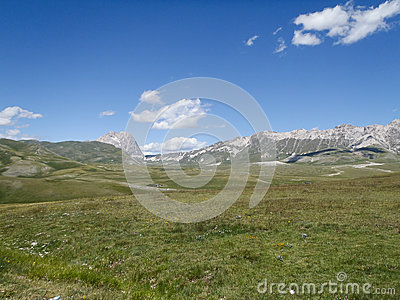 National Park of Gran Sasso