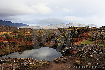 National park in iceland