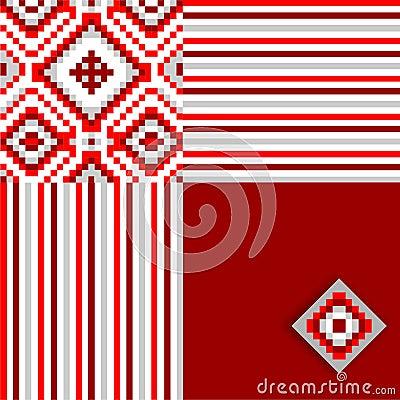 National pattern