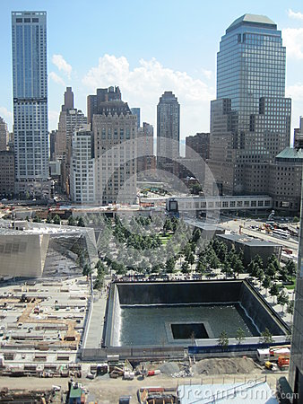 Free National September 11 Memorial & Museum At The World Trade Center Site Royalty Free Stock Image - 32720546