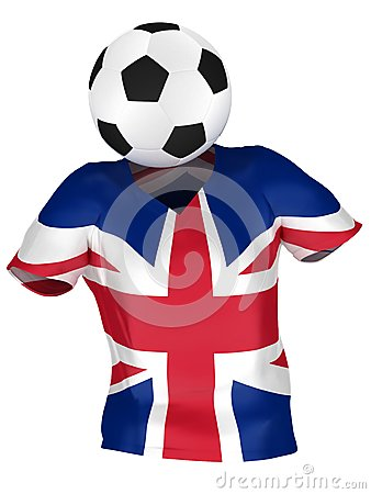 National Soccer Team of United Kingdom