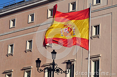 National Spanish flag