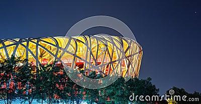 National Stadium Night