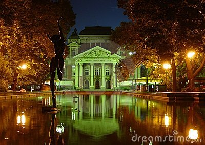 National Theatre of Bulgaria