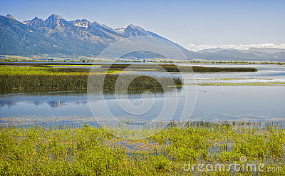 National Wildlife Refuge, Montana