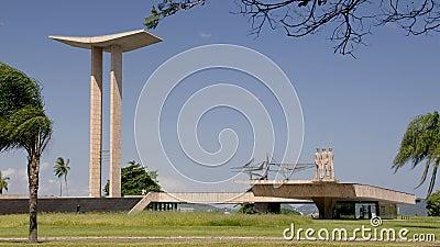 The National World War II Memorial in Rio
