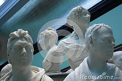 Nationale Portrait-Galerie, London Redaktionelles Stockfoto