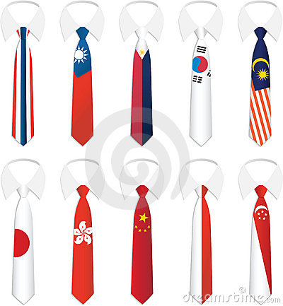 Nationality Tie 3