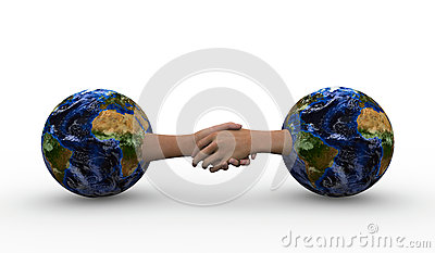 Nations helping each other