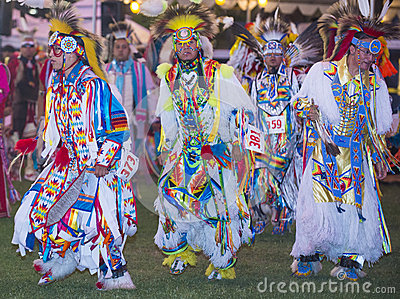 Native American Editorial Image