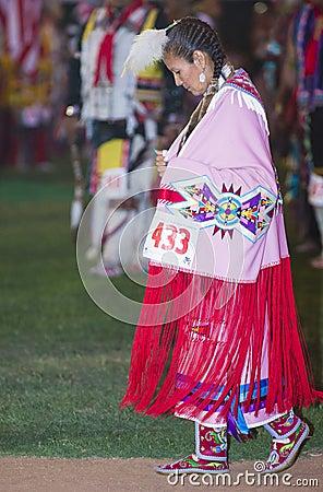 Native American Editorial Stock Image