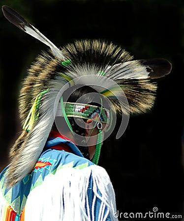 Free Native American Boy Stock Photo - 983420