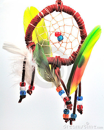Free Native American Dream Catcher Stock Images - 8222364