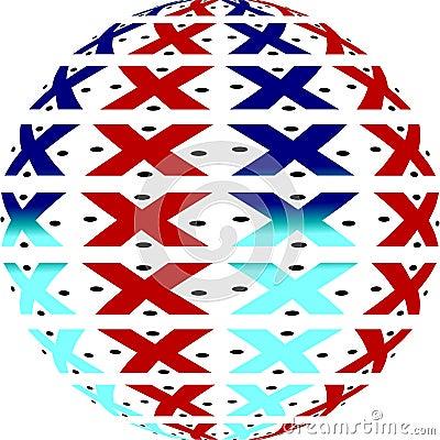 Native American Globe