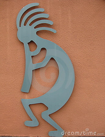 Native American Kokopelli