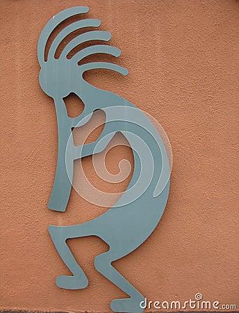 Native American Kokopelli