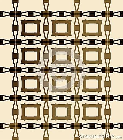Native American Sepia Panel
