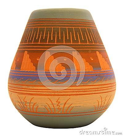 Native American Southwest Pott