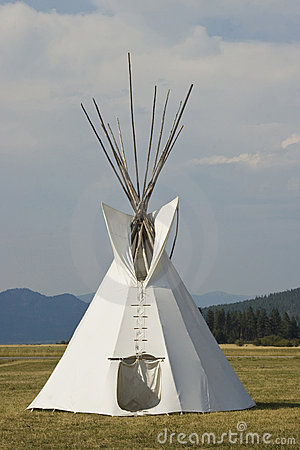 Free Native American Teepee Stock Photo - 6472560