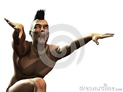Native American Tribal dance