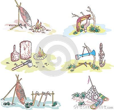 Native Australian Sketches