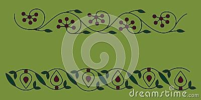 Native indian ornament, mandala.