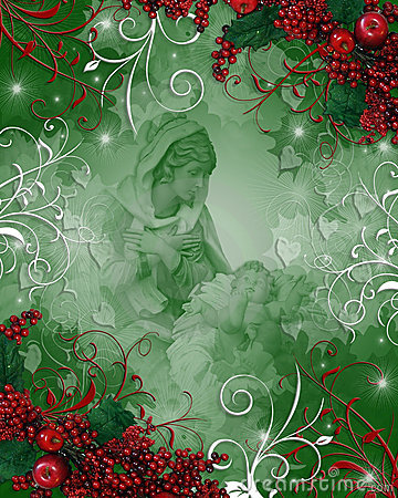 Free Nativity Christmas Background Royalty Free Stock Images - 16008609