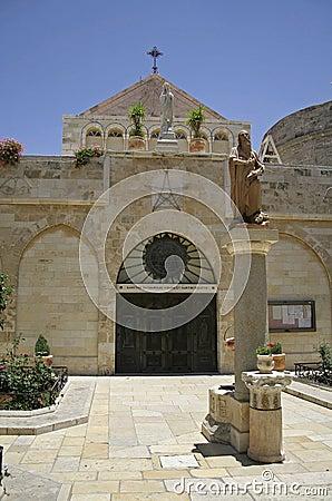 Free Nativity Church Door Stock Photo - 3183910