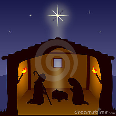 Nativity - The Holy Family