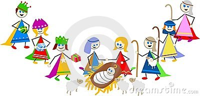 Nativity kids