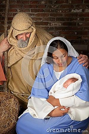 Nativity parents