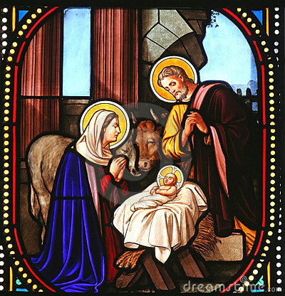 Free Nativity Scene Stock Image - 16924861