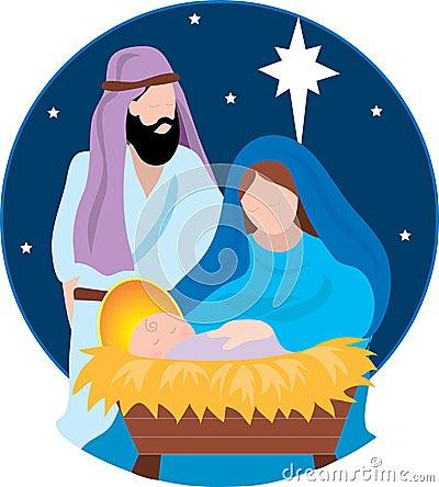 Free Nativity Scene Stock Images - 1713954