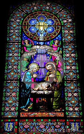 Free Nativity Scene Royalty Free Stock Image - 25733046