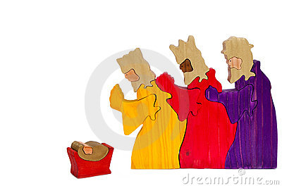 Nativity Scene Three Kings