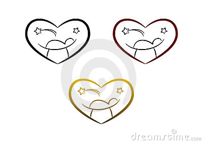 Nativity symbol (heart)
