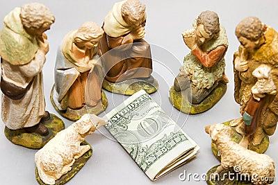 Nativity VS Commercialism